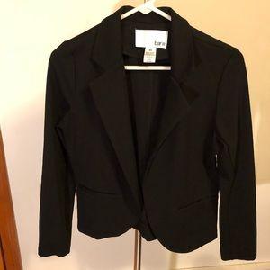 bar III black blazer